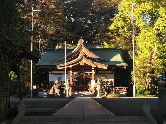神奈川 寒田神社