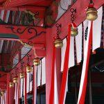 龍と龍神様のいる神社