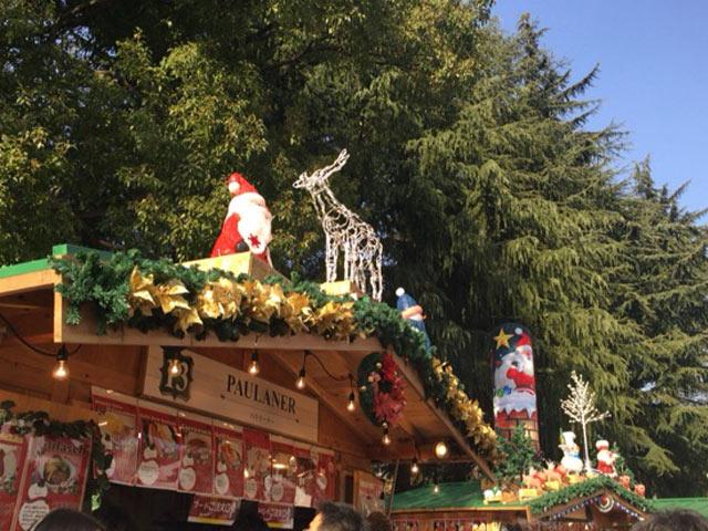 日比谷公園 クリスマスフェス