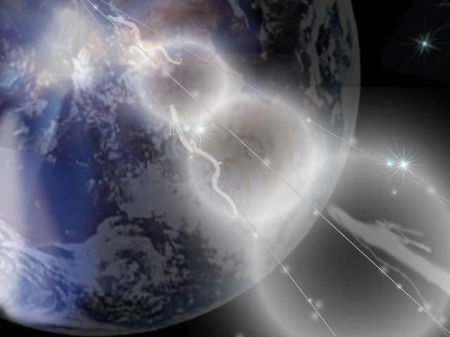 祈りプロジェクト9回目 彗星のごとく