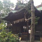 品川 荏原神社