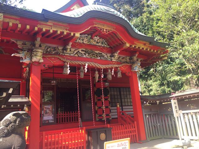 江の島神社とサンキャッチャー作り