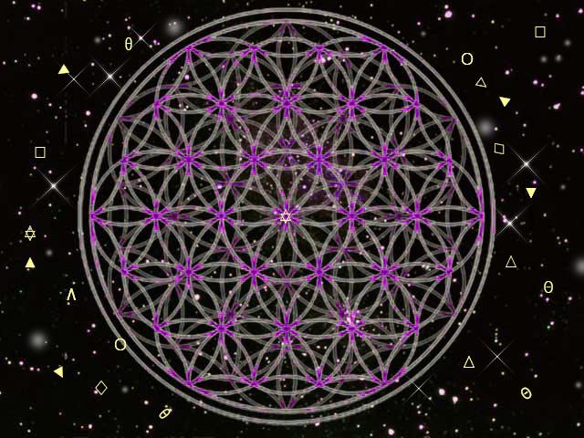 宇宙語の周波数