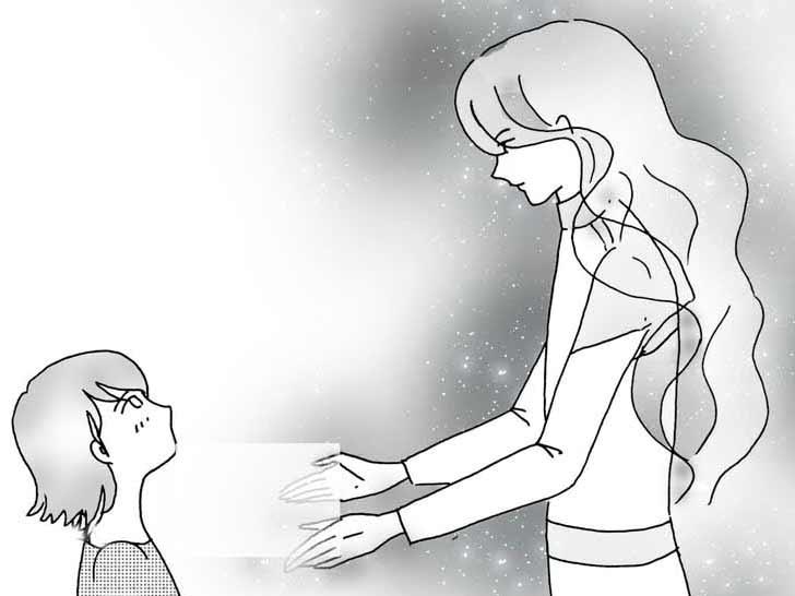 【漫画】光の手紙 銀河シリーズ