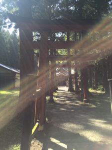 岡谷稲荷神社