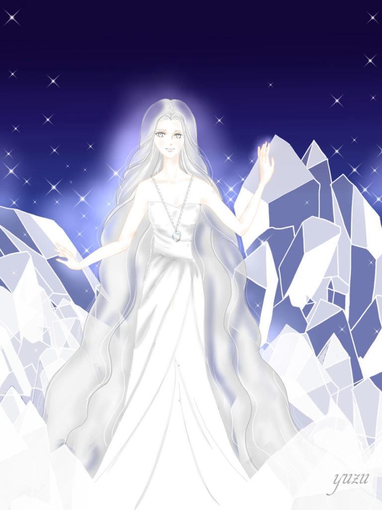 クリスタルの女神