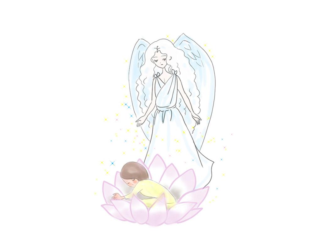 スピリットガイド 守護天使