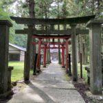 岡谷神社 洋野町