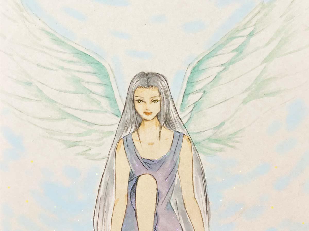 【募集】あなたの「守護天使」描きます