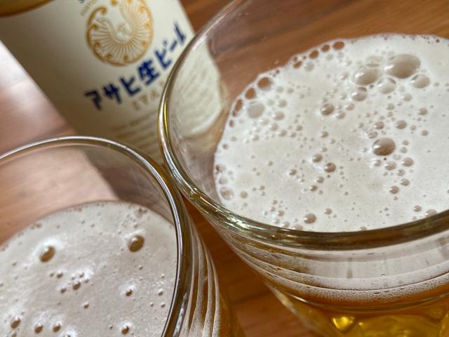 asahi復刻版ビール
